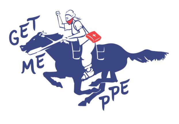get me ppe bay area logo