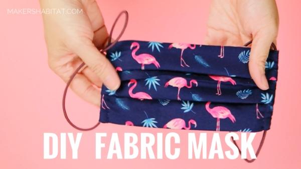 Maker's Habitat DIY Fabric Mask
