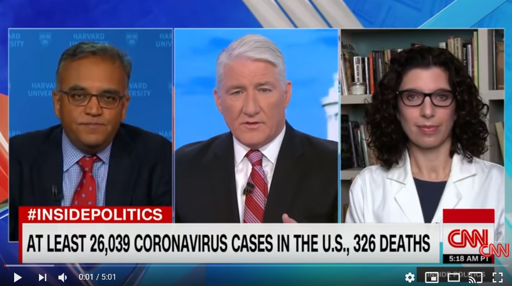 Dr. Megan Ranney on CNN