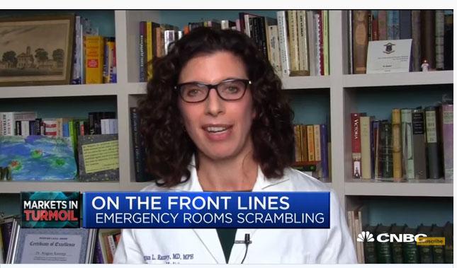 Dr. Megan Ranney Interview