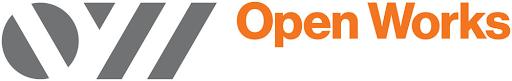 Open works logo