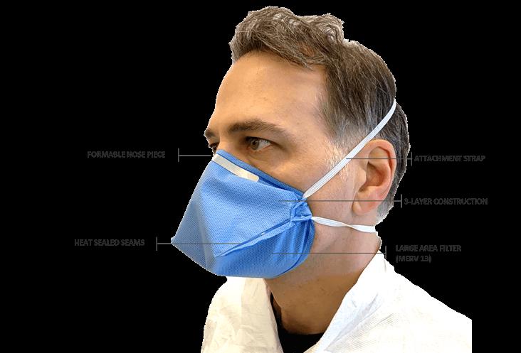 EPAM Continuum GENTL Mask