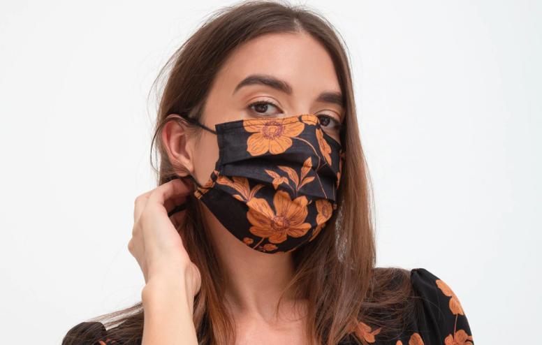 Sanctuary Clothing Mask