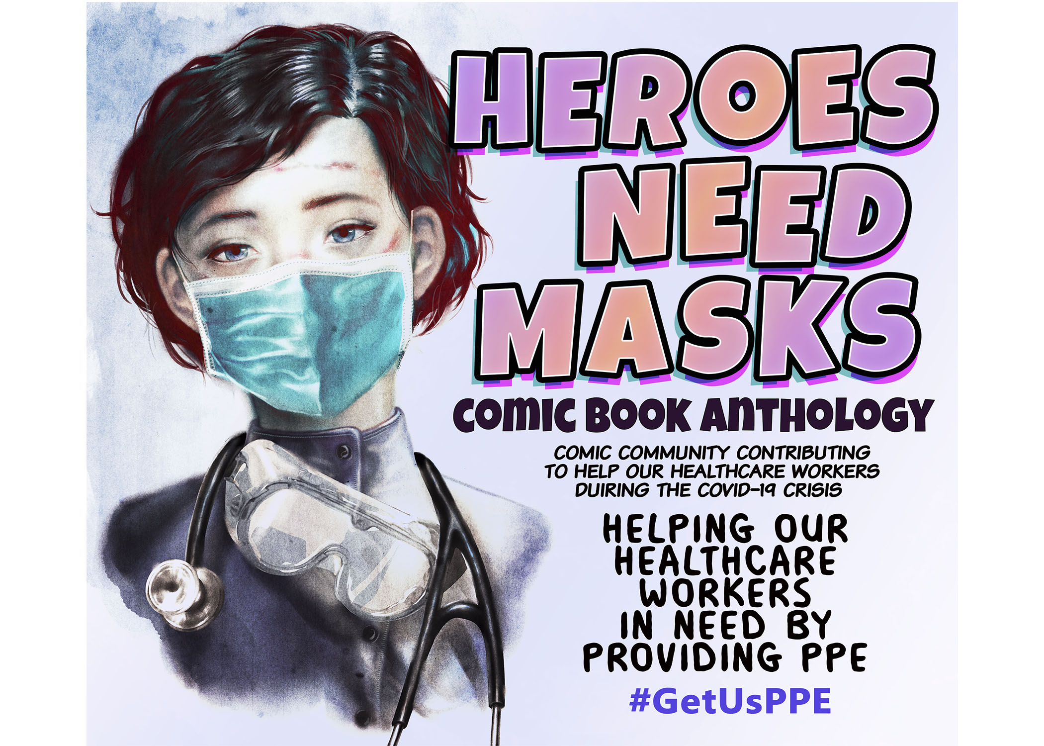 Heroes Need Masks
