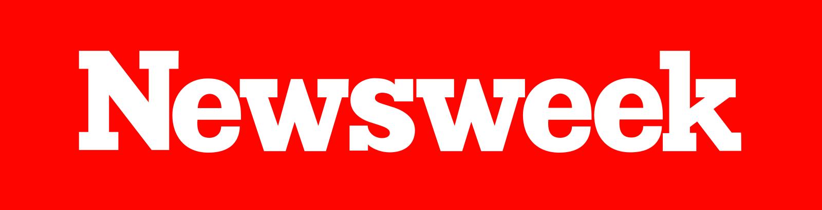 Logo for Newsweek