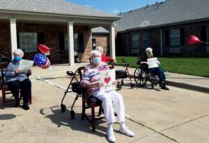 Nursing homes during COVID