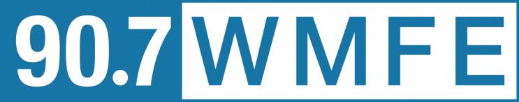 Logo for 90.7 WMFE