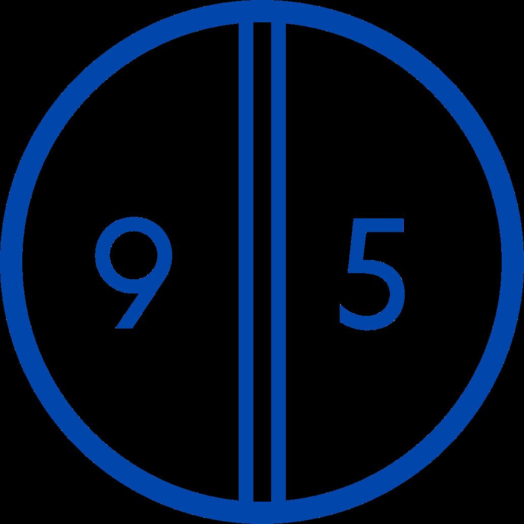 Logotipo de 9toFive, socio de Get Us PPE