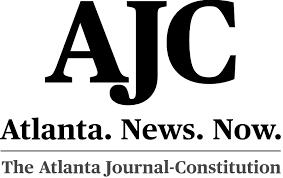 Logo for the Atlanta Journal Constitution (AJC)