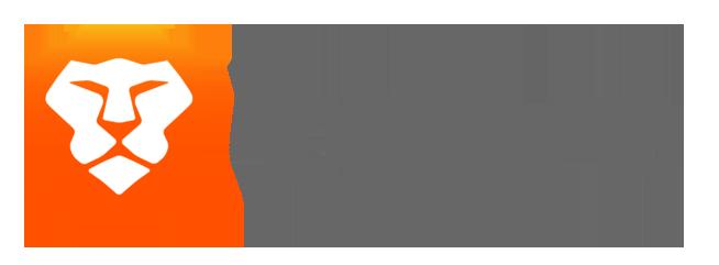Brave logo, Get Us PPE partner