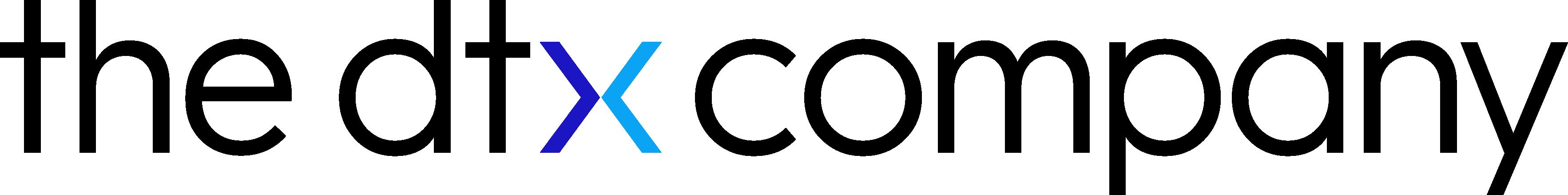 Logotipo de DTX Company, socio de Get Us PPE