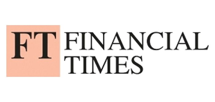 Logo for the Financial Times