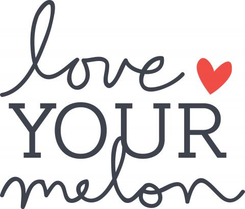 Love Your Melon logo, Get Us PPE partner