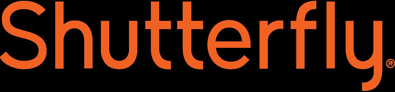 Logotipo de Shutterfly, socio de Get Us PPE