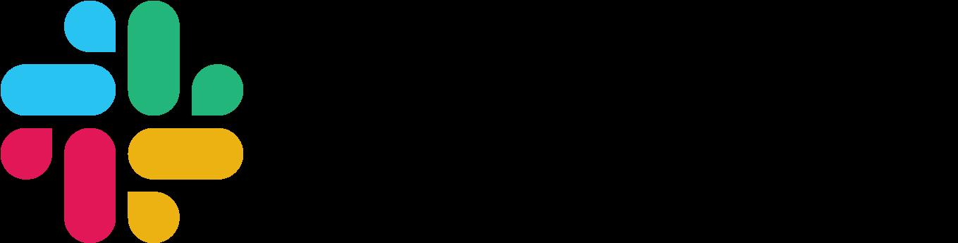 Logotipo de Slack, socio de Get Us PPE