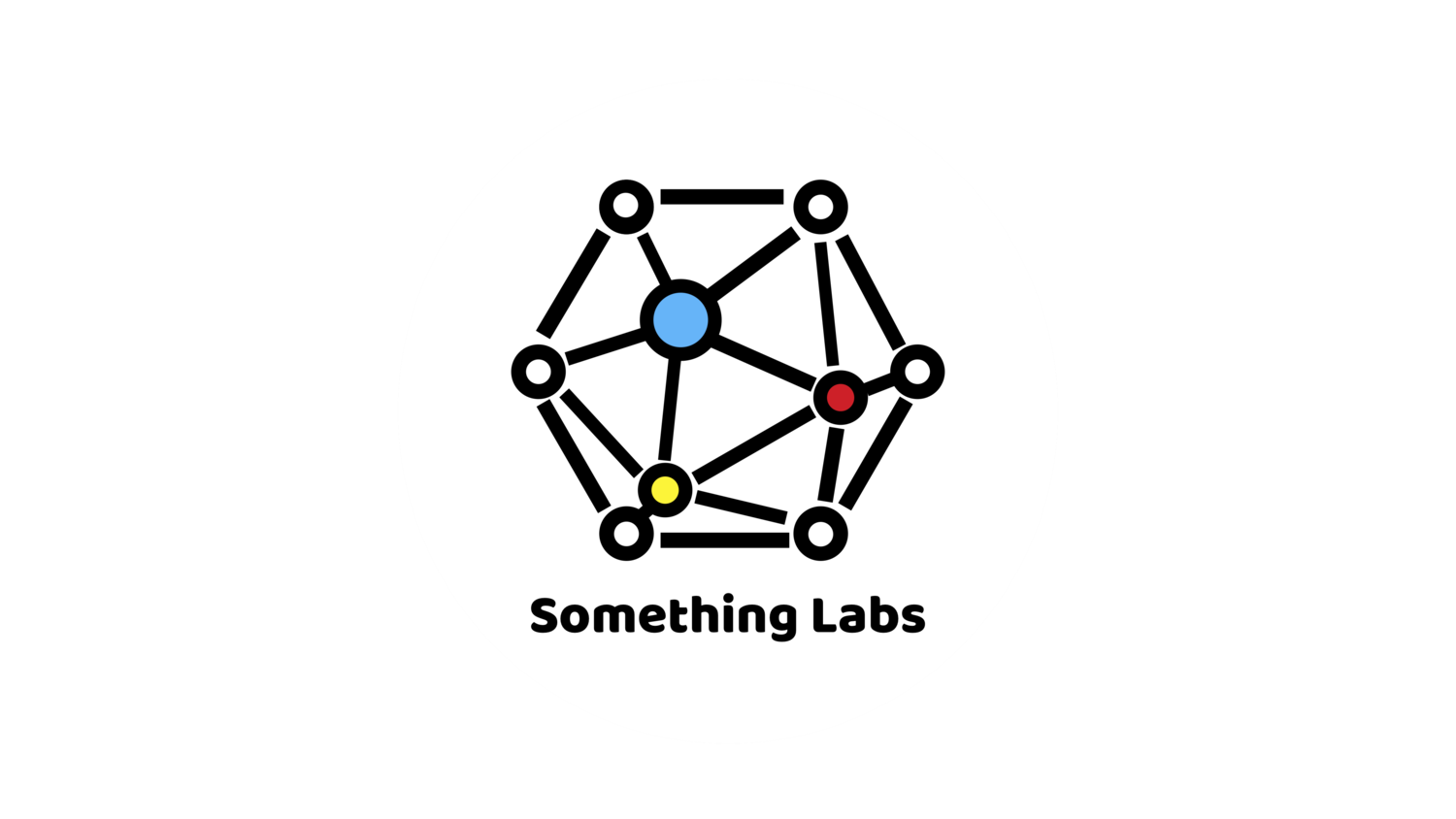 Something Labs logo, Get Us PPE coalition partner