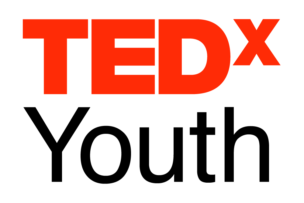 TEDx Youth logo, Get Us PPE coalition partner