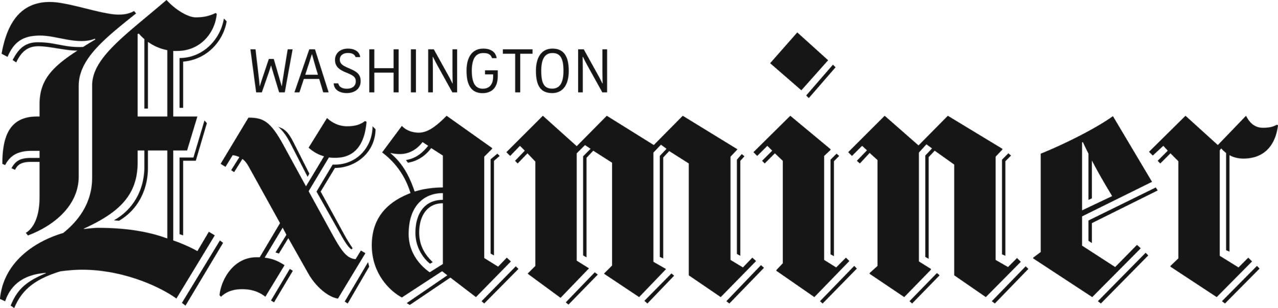 Logo for the Washington Examiner