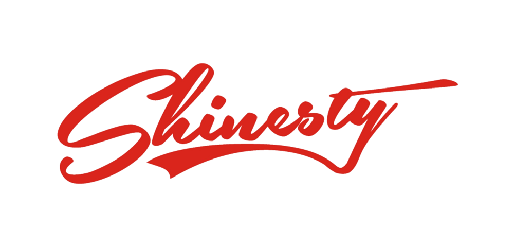 Shinesty logo, Get Us PPE partner