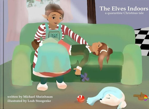 Portada del libro The Elves Indoors