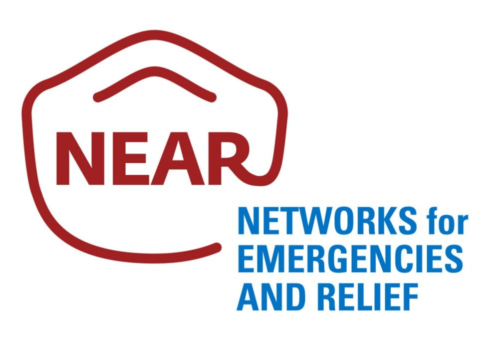 NEAR Networks for Emergencies and Relief logo