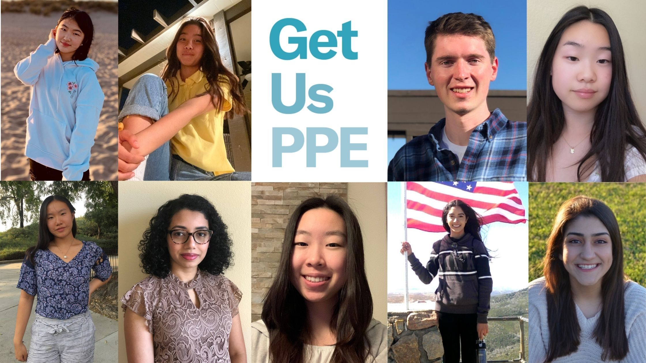 Get Us PPE Honors Its Operations Team Volunteers!